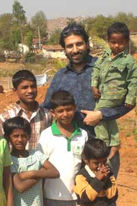 raj gosai, joy home for children, orphanage in india